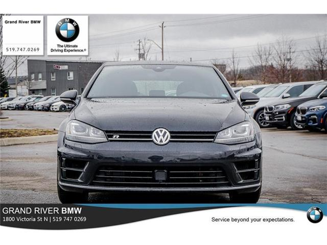 2017 Volkswagen Golf R 2.0 TSI (Stk: PW4734A) in Kitchener - Image 2 of 22