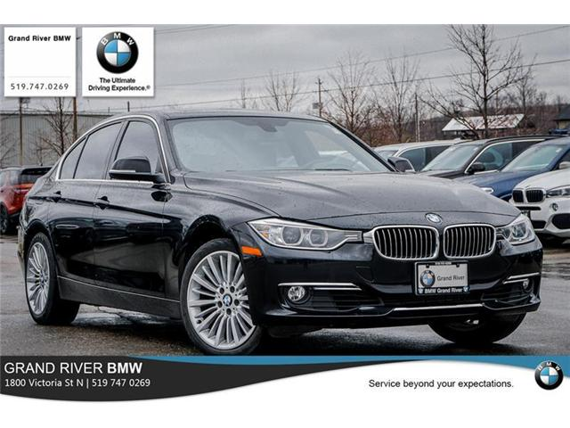 2015 BMW 328i xDrive (Stk: PW4784) in Kitchener - Image 1 of 22
