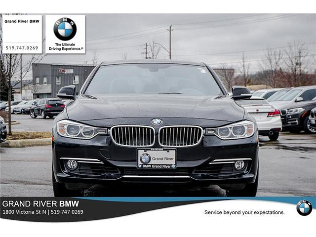 2015 BMW 328i xDrive (Stk: PW4784) in Kitchener - Image 2 of 22