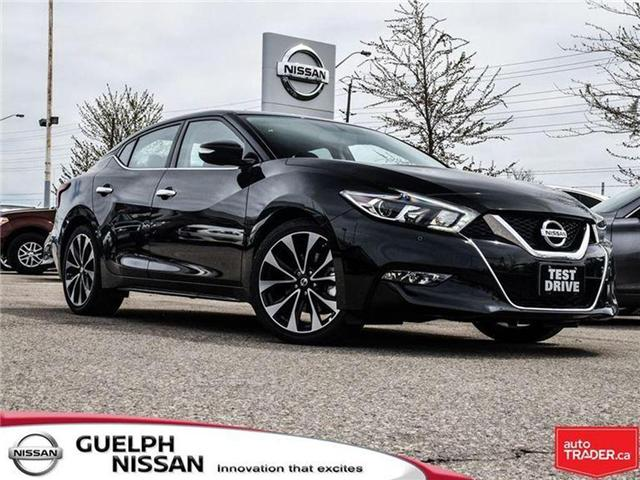 2018 Nissan Maxima  (Stk: N19329) in Guelph - Image 1 of 21