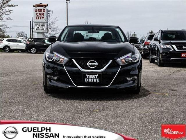 2018 Nissan Maxima  (Stk: N19329) in Guelph - Image 2 of 21