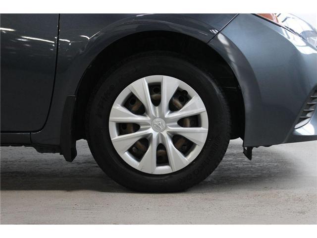 2015 Toyota Corolla  (Stk: 370213) in Vaughan - Image 2 of 24