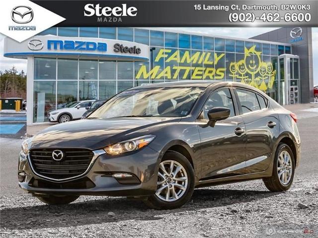 2018 Mazda Mazda3 GS (Stk: M2743) in Dartmouth - Image 1 of 27