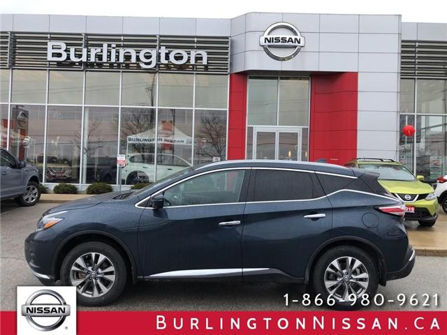 2018 Nissan Murano  (Stk: A6673) in Burlington - Image 1 of 19