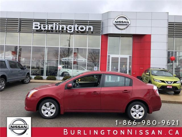 2010 Nissan Sentra 2.0 (Stk: Y9330B) in Burlington - Image 1 of 15