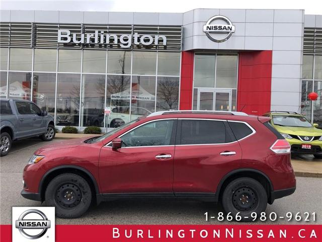 2015 Nissan Rogue SL (Stk: A6679) in Burlington - Image 1 of 18