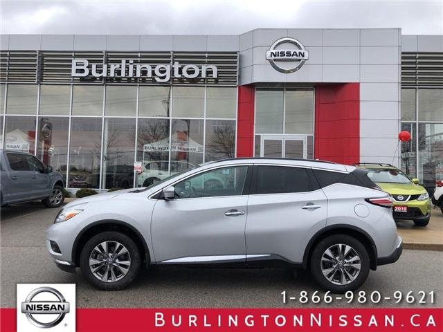 2016 Nissan Murano SV (Stk: A6683) in Burlington - Image 1 of 19