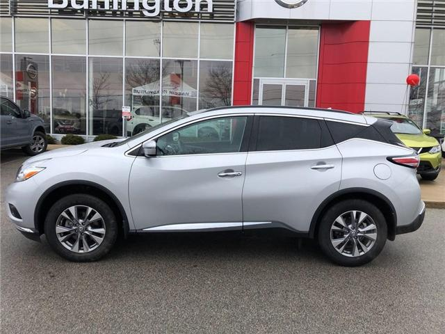 2016 Nissan Murano SV (Stk: A6683) in Burlington - Image 2 of 19