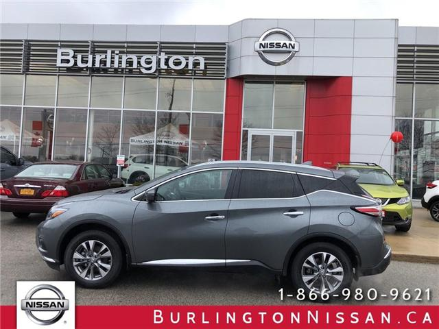 2018 Nissan Murano SL (Stk: A6674) in Burlington - Image 1 of 20