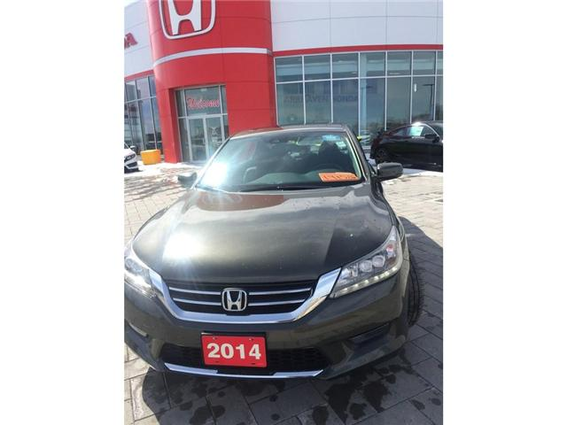 2014 Honda Accord Touring (Stk: 1215A) in Ottawa - Image 2 of 18