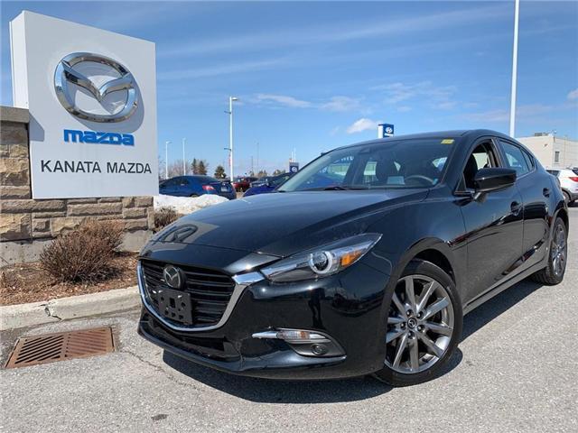 2018 Mazda Mazda3 GT (Stk: 9769A) in Ottawa - Image 1 of 25