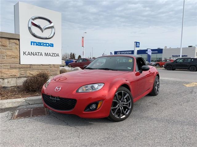 2012 Mazda MX-5 Special Edition (Stk: M832) in Ottawa - Image 1 of 13
