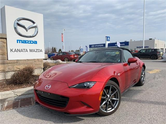 2016 Mazda MX-5 GT (Stk: 10315A) in Ottawa - Image 1 of 21