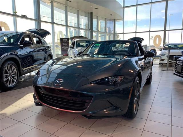 2017 Mazda MX-5 RF GT (Stk: 8786) in Ottawa - Image 1 of 11