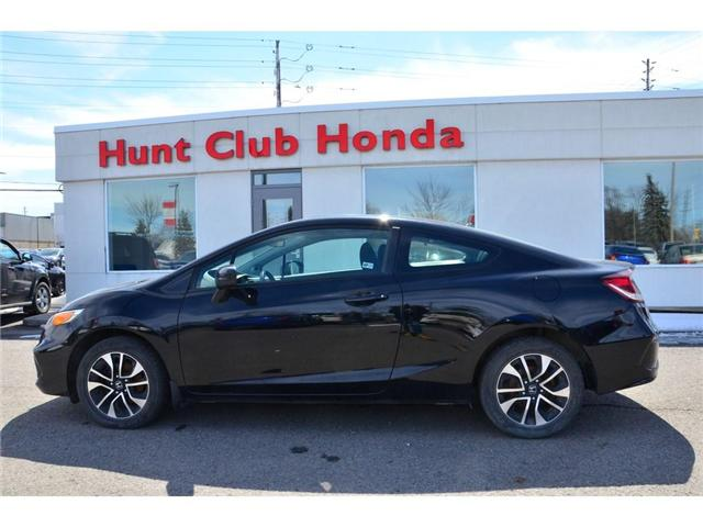 2015 Honda Civic EX (Stk: 7082A) in Gloucester - Image 1 of 27