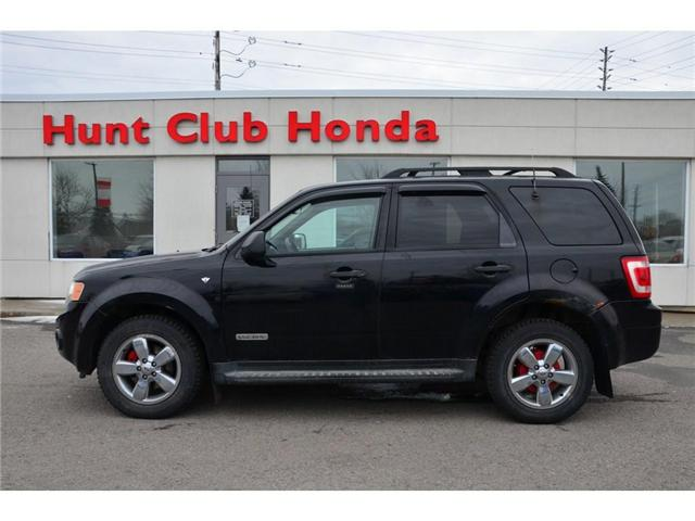 2008 Ford Escape XLT (Stk: Z00380A) in Gloucester - Image 1 of 23
