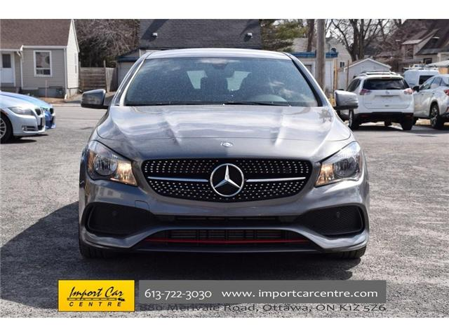 2017 Mercedes-Benz CLA 250 Base (Stk: 444768) in Ottawa - Image 2 of 30