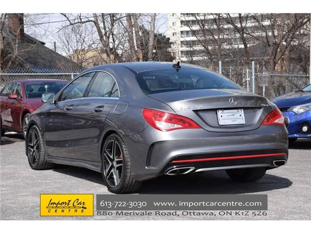 2017 Mercedes-Benz CLA 250 Base (Stk: 444768) in Ottawa - Image 5 of 30