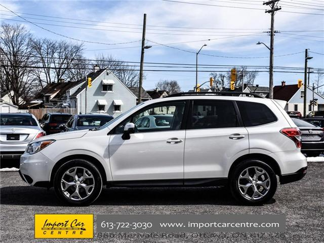 2015 Subaru Forester 2.5i Limited Package (Stk: 542410) in Ottawa - Image 3 of 30