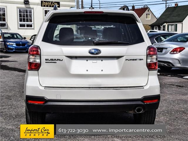 2015 Subaru Forester 2.5i Limited Package (Stk: 542410) in Ottawa - Image 6 of 30