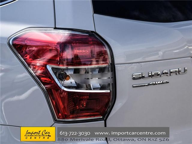 2015 Subaru Forester 2.5i Limited Package (Stk: 542410) in Ottawa - Image 8 of 30