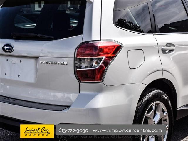 2015 Subaru Forester 2.5i Limited Package (Stk: 542410) in Ottawa - Image 9 of 30