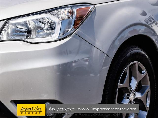 2015 Subaru Forester 2.5i Limited Package (Stk: 542410) in Ottawa - Image 11 of 30