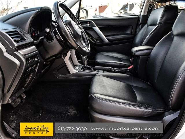 2015 Subaru Forester 2.5i Limited Package (Stk: 542410) in Ottawa - Image 13 of 30