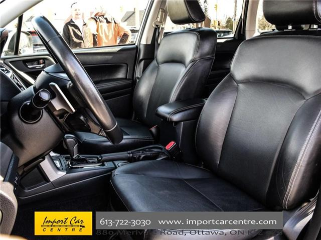 2015 Subaru Forester 2.5i Limited Package (Stk: 542410) in Ottawa - Image 16 of 30