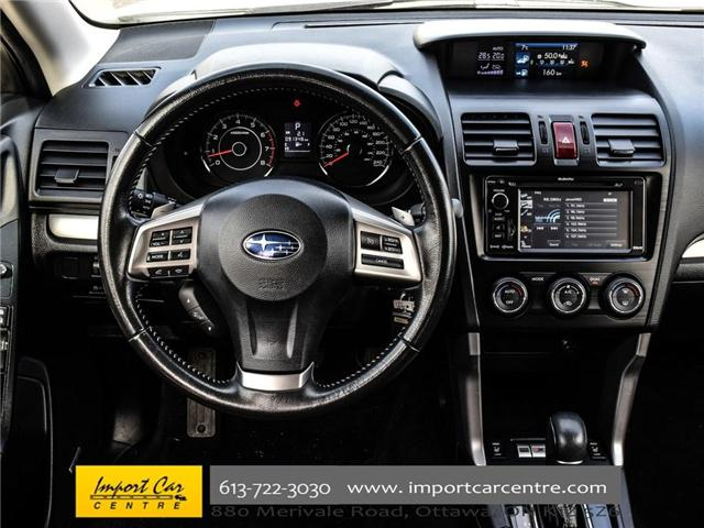 2015 Subaru Forester 2.5i Limited Package (Stk: 542410) in Ottawa - Image 17 of 30