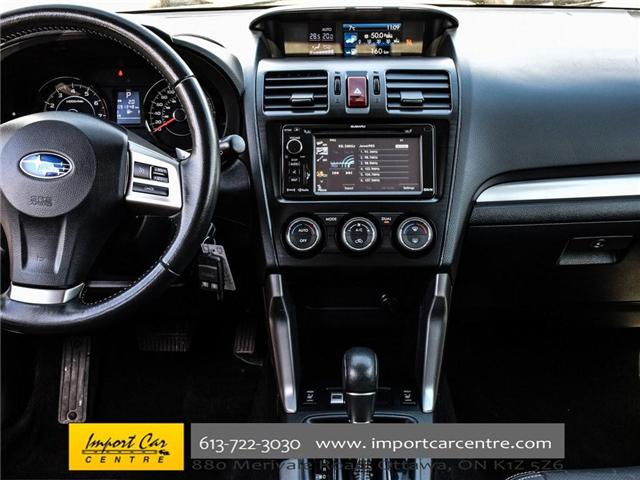 2015 Subaru Forester 2.5i Limited Package (Stk: 542410) in Ottawa - Image 19 of 30