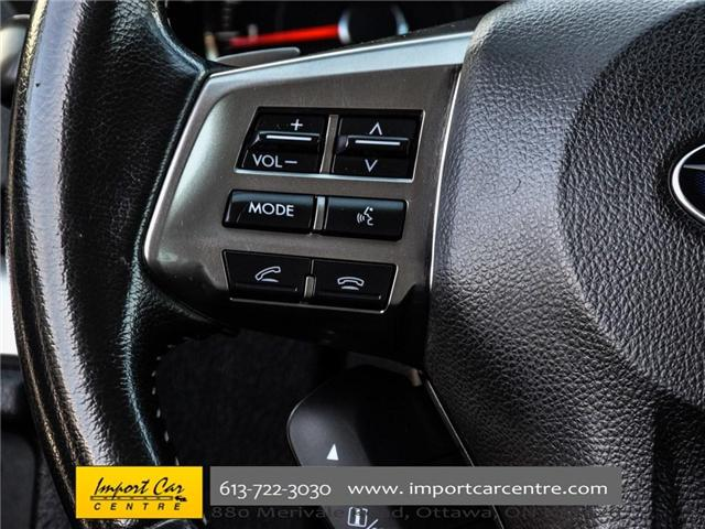 2015 Subaru Forester 2.5i Limited Package (Stk: 542410) in Ottawa - Image 20 of 30