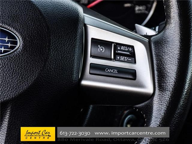 2015 Subaru Forester 2.5i Limited Package (Stk: 542410) in Ottawa - Image 22 of 30