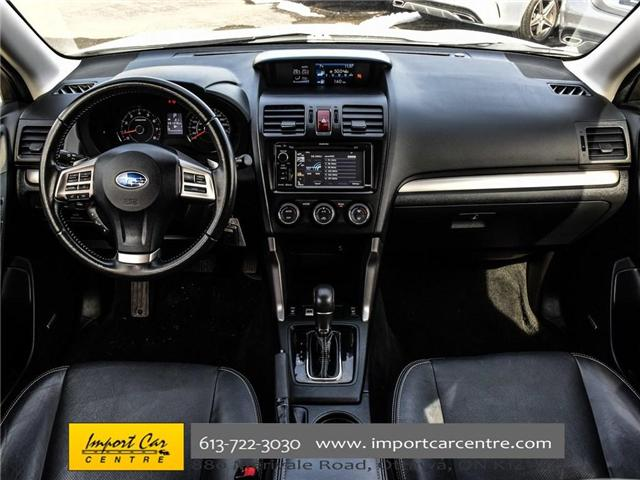 2015 Subaru Forester 2.5i Limited Package (Stk: 542410) in Ottawa - Image 24 of 30