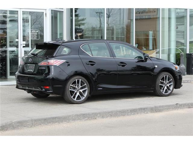 2016 Lexus CT 200h Base (Stk: 3925A) in Calgary - Image 3 of 12
