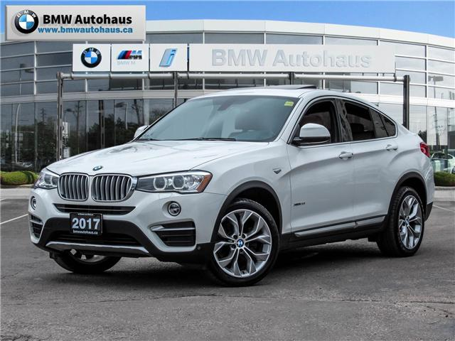 2017 BMW X4 xDrive28i (Stk: 18412A) in Thornhill - Image 1 of 29