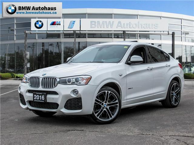2016 BMW X4 xDrive28i (Stk: 19449A) in Thornhill - Image 1 of 27