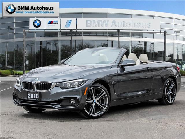 2018 BMW 430i xDrive (Stk: P8849) in Thornhill - Image 1 of 28