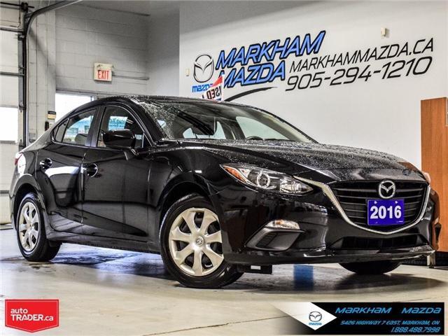 2016 Mazda Mazda3  (Stk: N190260A) in Markham - Image 1 of 26