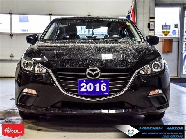 2016 Mazda Mazda3  (Stk: N190260A) in Markham - Image 2 of 26