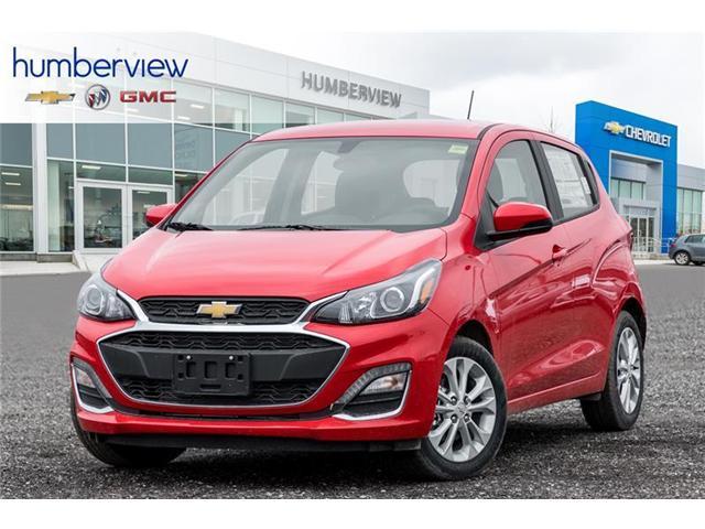 2019 Chevrolet Spark 1LT CVT (Stk: 19SK033) in Toronto - Image 1 of 19