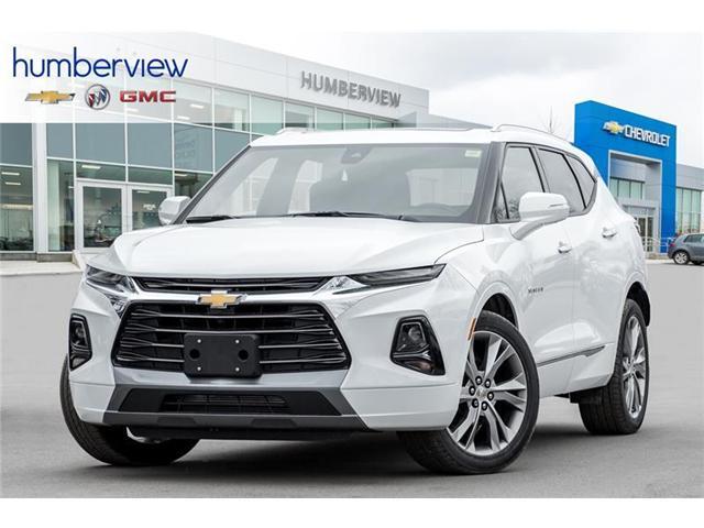 2019 Chevrolet Blazer Premier (Stk: 19BZ008) in Toronto - Image 1 of 22