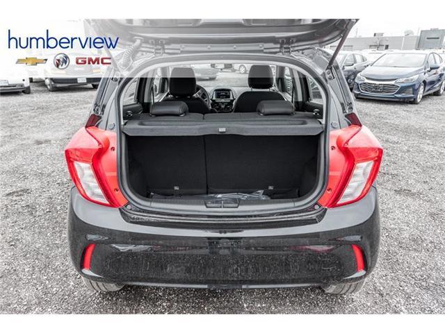 2019 Chevrolet Spark 1LT CVT (Stk: 19SK032) in Toronto - Image 18 of 19
