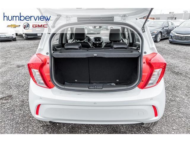 2019 Chevrolet Spark 2LT CVT (Stk: 19SK035) in Toronto - Image 20 of 21