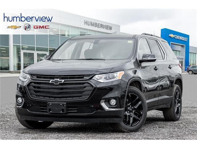 2019 Chevrolet Traverse LT (Stk: 19TZ053) in Toronto - Image 1 of 20