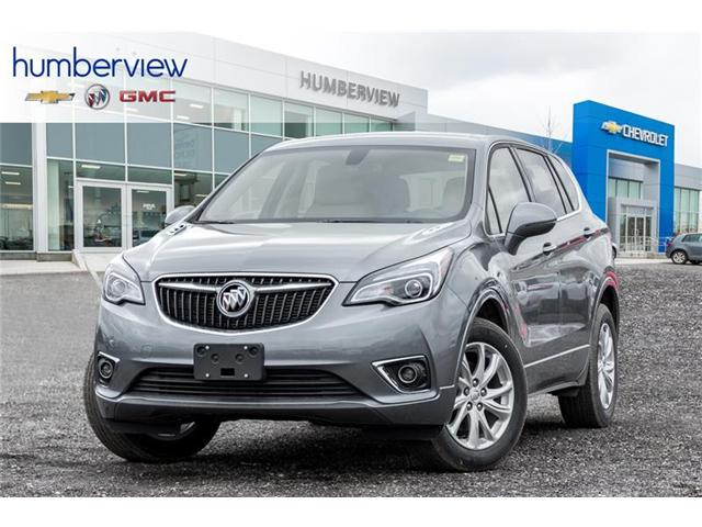 2019 Buick Envision Preferred (Stk: B9N015) in Toronto - Image 1 of 20