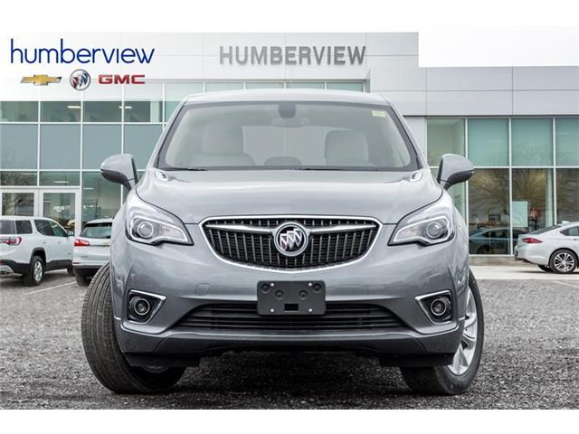 2019 Buick Envision Preferred (Stk: B9N015) in Toronto - Image 2 of 20