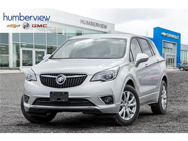 2019 Buick Envision Preferred (Stk: B9N016) in Toronto - Image 1 of 20
