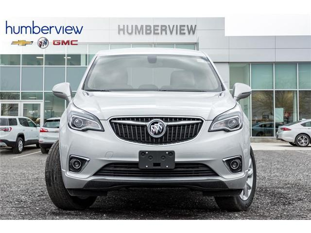 2019 Buick Envision Preferred (Stk: B9N016) in Toronto - Image 2 of 20