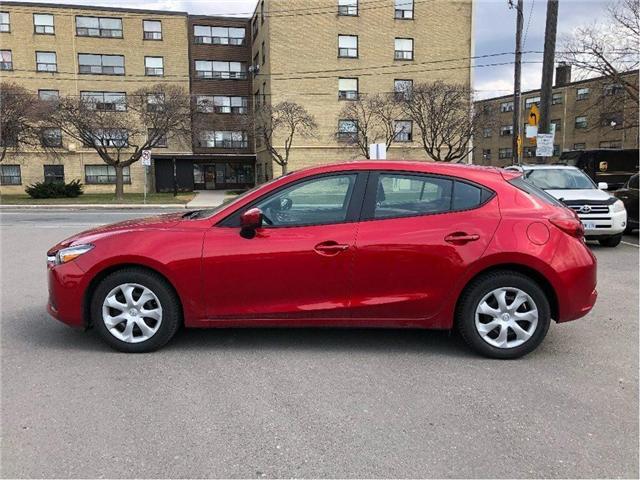 2017 Mazda Mazda3 GX (Stk: P1851) in Toronto - Image 2 of 17